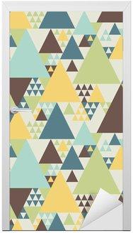 Abstrakcyjny wzór geometryczny # 2
