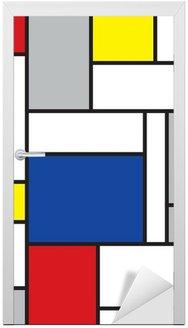 Mondrian inspirowane sztuką