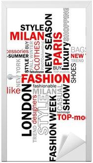 Słowa Moda