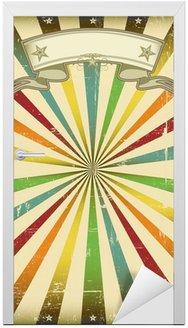 Multicolore rocznika tle