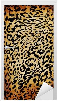Leopard wzór