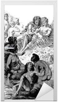 Antique Paradise - Piękna scena erotyczna