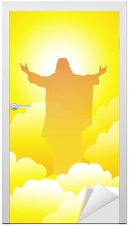 Bóg Jezus-wektor