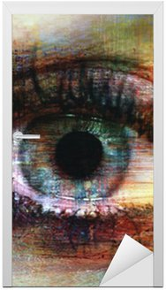 Oczy tekstury