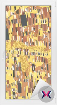 Gustav Klimt, Abstract