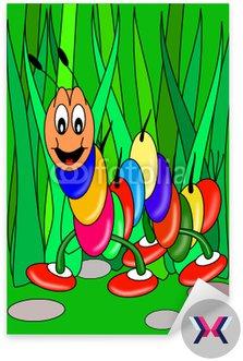 Kolor caterpillar