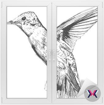 Ręcznie rysowane koliber