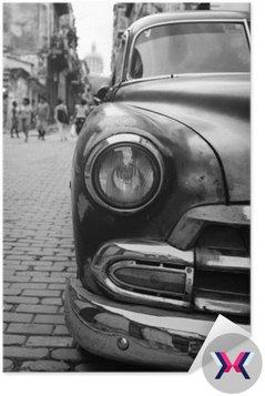 Oldtimer na Kubie