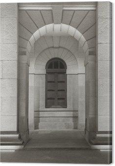 Klasyczna Zewnętrznej starej architektury