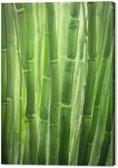 Zielony bambus