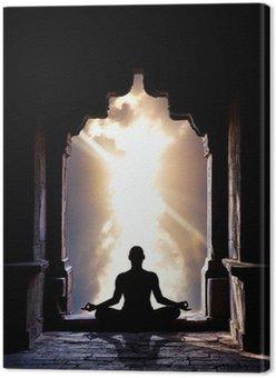 Medytacja w świątyni