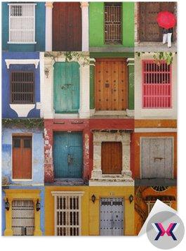 Drzwi Kartagina, Kolumbia