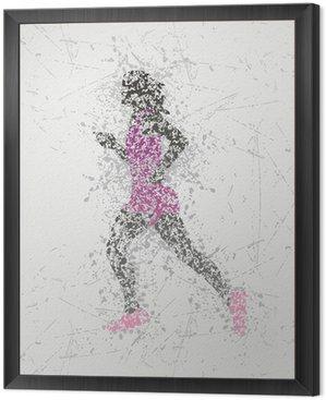 Obraz v Rámu Sport