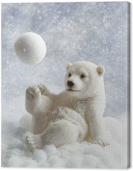 Niedźwiedź polarny dekoracji
