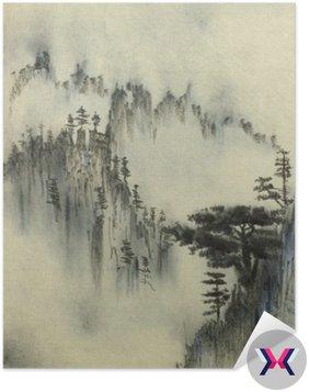 Kosodrzewiny i mgła
