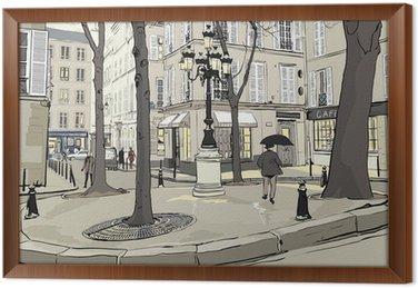 Plac furstemberg w Paryżu