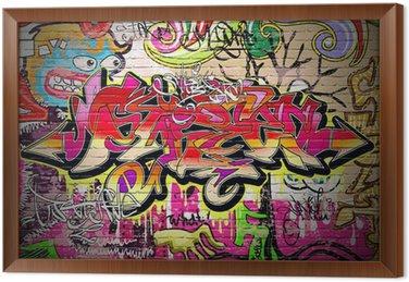 Wektor tle graffiti