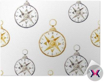 Kompas wzór