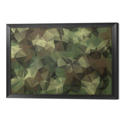Abstrakcyjne tło wektor Wojskowy Kamuflaż