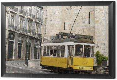 Obraz v Rámu Evropská města