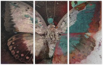 Triptych Modlitba, meditace a relaxace