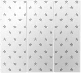 Gwiazdy ikona wzór tła ilustracji wektorowych projektowania