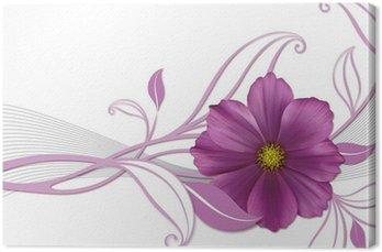 Floralescent Projekt z Violetta Blüte