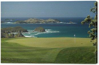 scenic golf green