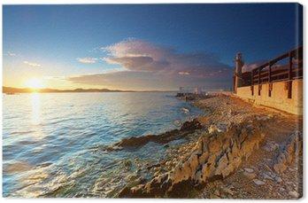 lighthouse in Zadar