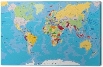 Weltkarte_kompass