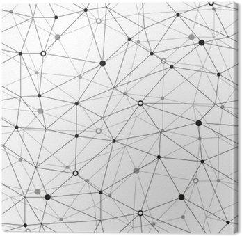 Sieć bezszwowe tlo Wektor