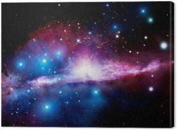 Illustration of a nebula