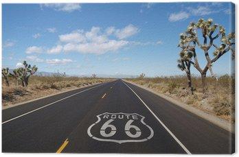 Pustynia Mojave Trasa 66