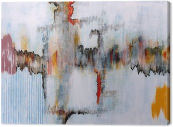 an abstract painting