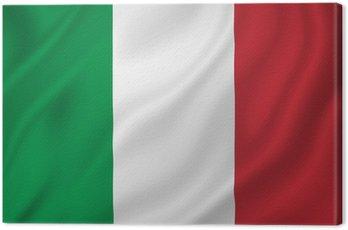 Włochy Flag