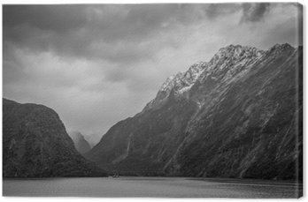 Fiordland National Park Scenic in - South Island of New Zealand