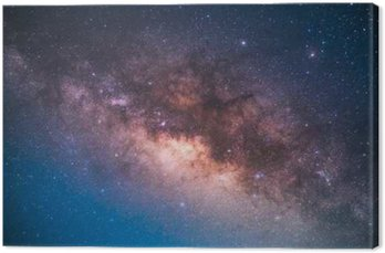 the center of the milky way galaxy