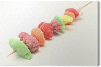 Cukierki kabob