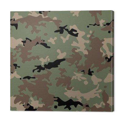 Armia kamuflaż wojskowy wzór bez szwu
