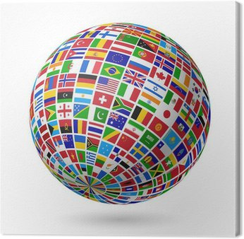 Globe Flags