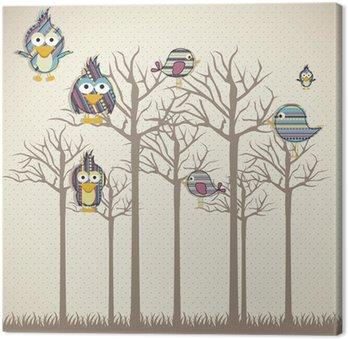 Ptaki ikony