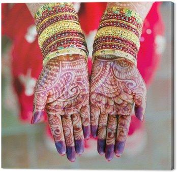 Henna ślubu