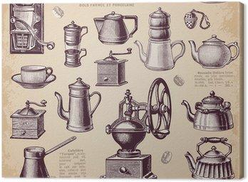Kawa czy herbata? - Zestaw starych elementów projektu