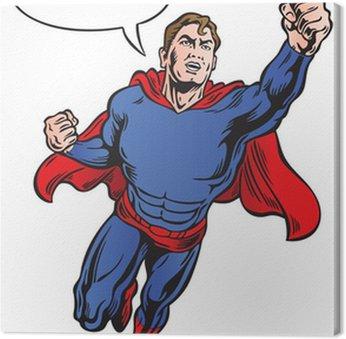 Superbohater z dymka