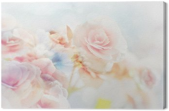 Romantic Roses w stylu vintage