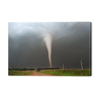 Silne tornado w Kansas