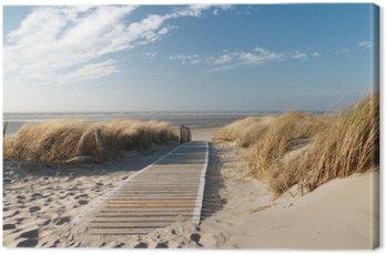 Plaże Morza Północnego na Langeoog