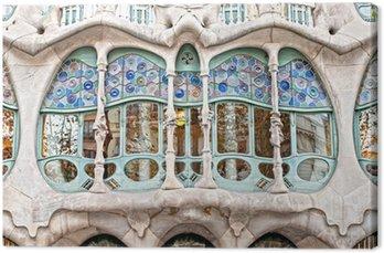 Casa Batlló, Barcelona, Hiszpania