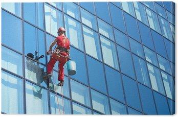 Sprzątanie okna