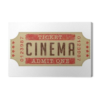 Bilet do kina domowego